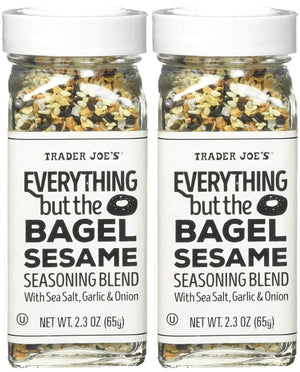 Trader Everything Bagel Sesame Seasoning