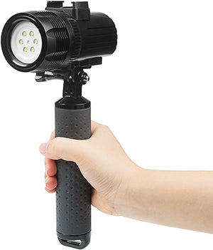 Waterproof 1000LM Flashlight Campark Crosstour