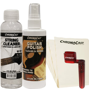 ChromaCast CC GM KIT Guitar Maintenance Pack