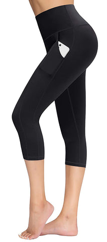 TQD Pocket Stretch Leggings Workout