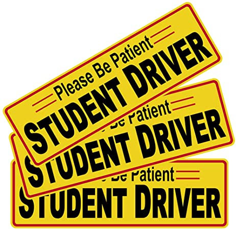Student Patient Sticker Removable Magnetic