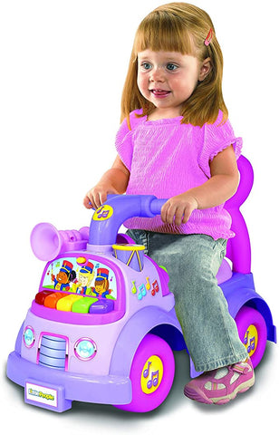 Fisher Price Little People Parade Purple