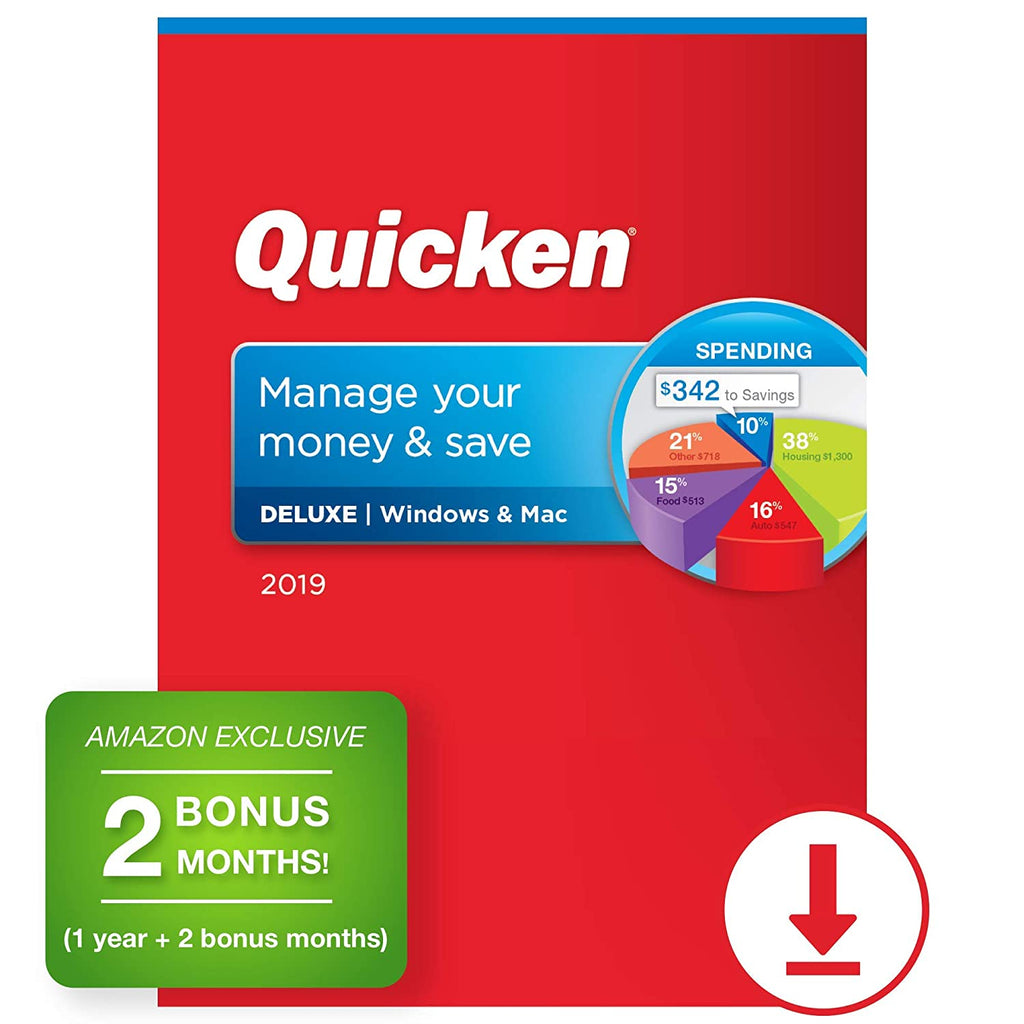 Quicken Personal Budgeting Membership Exclusive