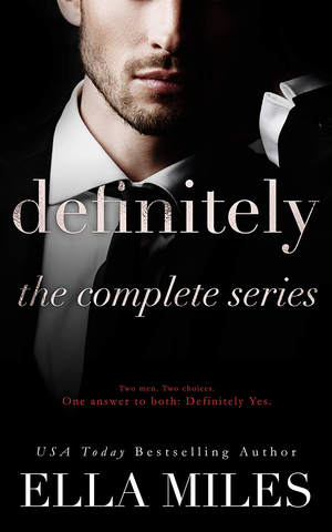 Definitely Complete Ella Miles ebook
