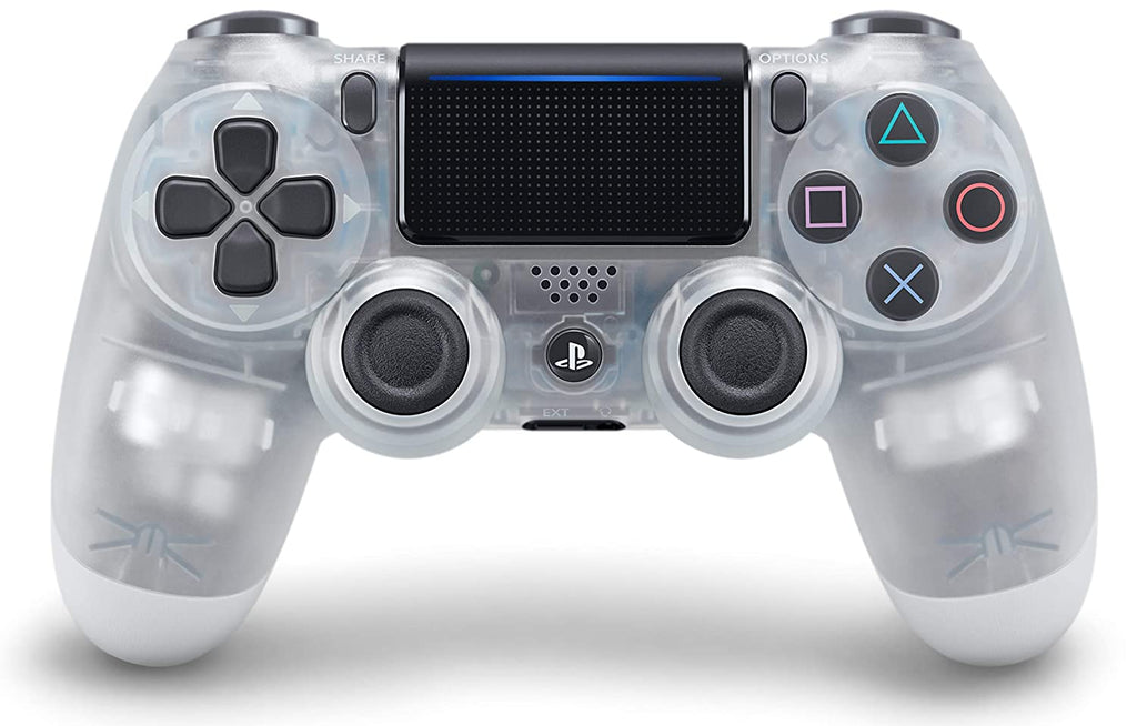 DualShock Wireless Controller PlayStation Crystal 4