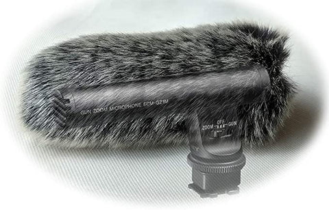 Windshield Windscreen Compatible ECM GZ1M Microphone