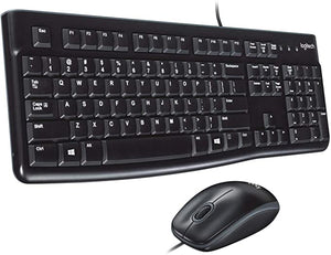 Logitech Desktop Durable Comfortable keyboard
