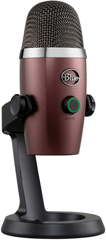 Blue Yeti Premium Recording Streaming