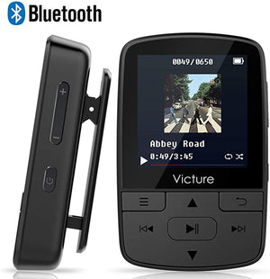 Victure Bluetooth Pedometer Earphones Expandable
