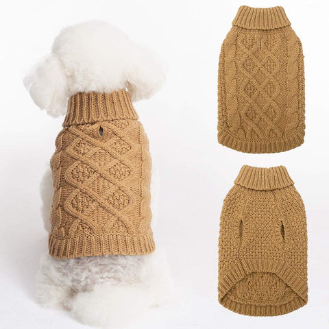 Image of Mihachi Dog Sweater Apparel Classic