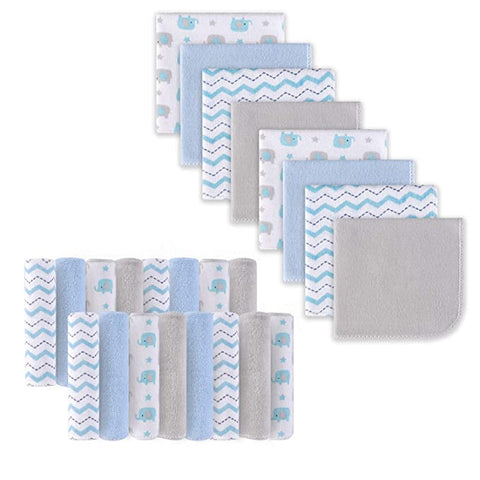 Washcloths Towels Absorbent Newborn Infants