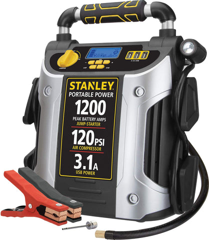 Image of STANLEY J5C09D Power Station Starter