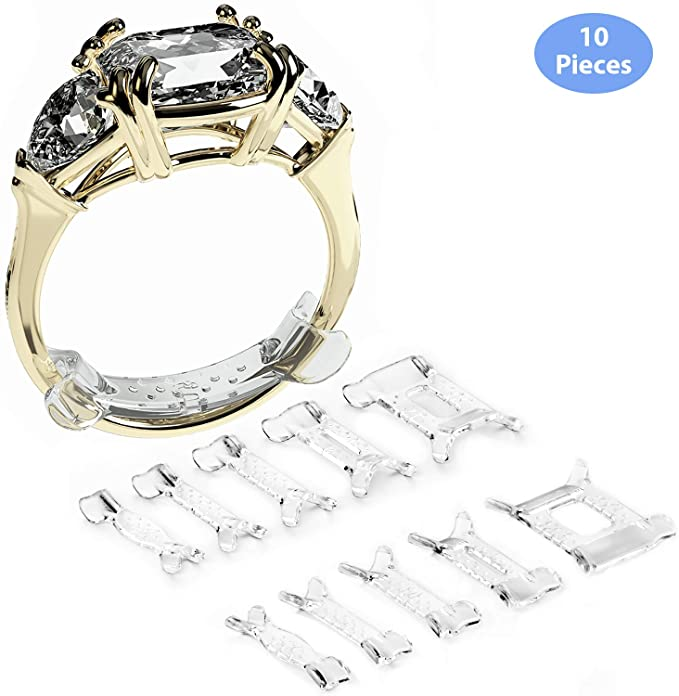 RINGO Multi Size Ring Adjuster Transparent