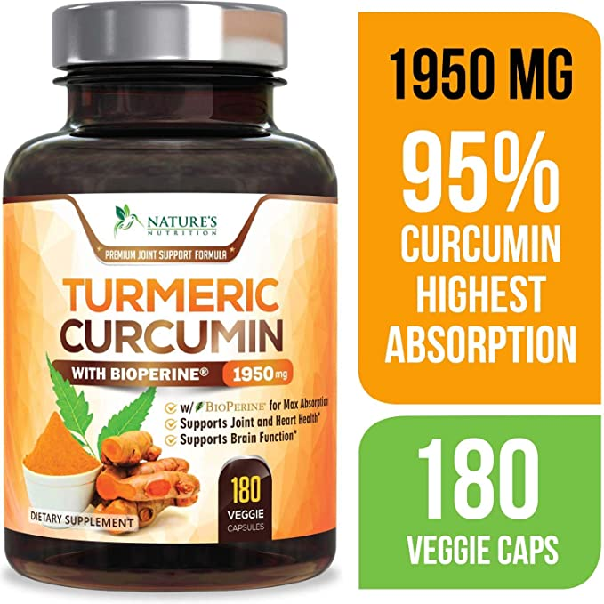 Curcuminoids Absorption Anti Inflammatory Natures Nutrition