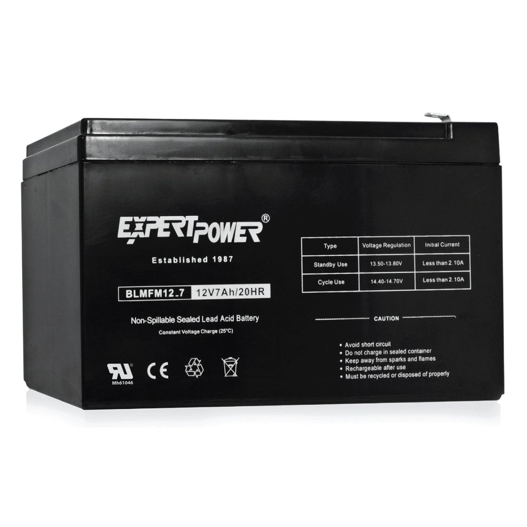 ExpertPower EXP1270 Rechargeable Lead Battery