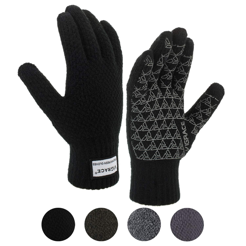 Winter Touchscreen Gloves Screen Anti Slip