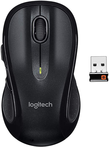 Logitech Wireless Computer Mouse Side