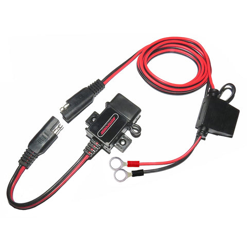 MOTOPOWER MP0609A Motorcycle Charger Adapter