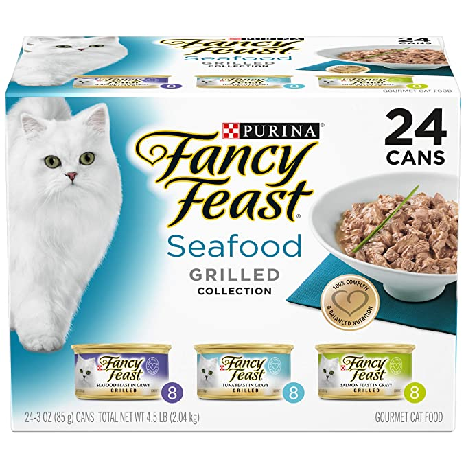 Purina Fancy Feast Grilled Collection