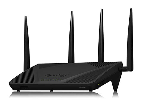 Synology RT2600AC Wi Fi Gigabit Router