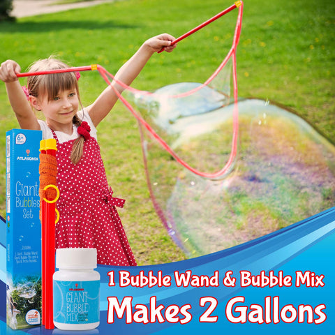 Gallons Natural Solution Toddlers Birthday