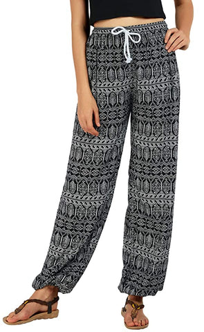 Image of Urban CoCo Womens Floral Jogger