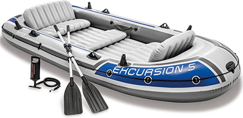 Image of Intex Excursion Inflatable Boat Series