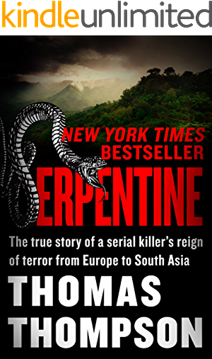 Serpentine Serial Killers Terror Europe ebook
