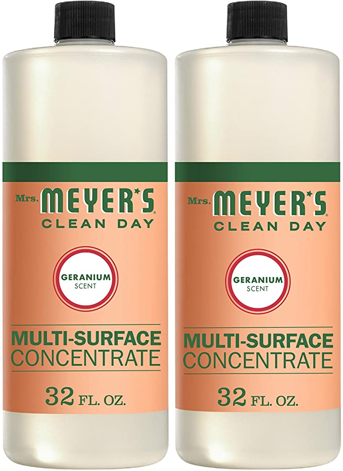 Mrs Meyers Multi Surface Concentrate Geranium