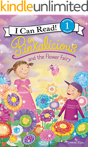 Pinkalicious Flower Fairy Read Level ebook