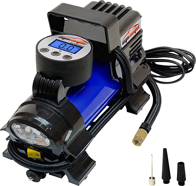 EPAuto Portable Compressor Digital Inflator