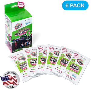 WOWMAZING Bubble Refill Powder Packets