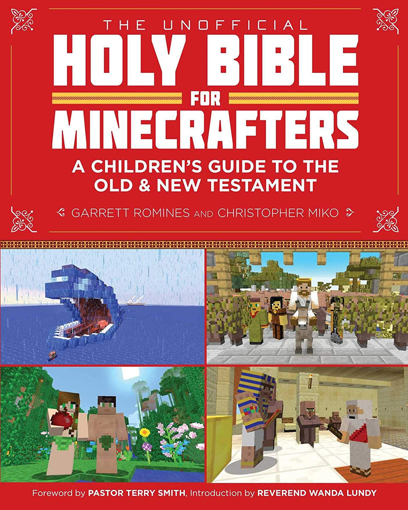Unofficial Holy Bible Minecrafters Childrens