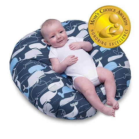 Boppy Original Newborn Lounger Whale