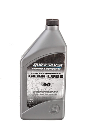 Image of Mercury Quicksilver lubricante partes engranaje