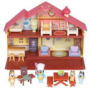 Bluey Playset Exclusive Multicolor 13073