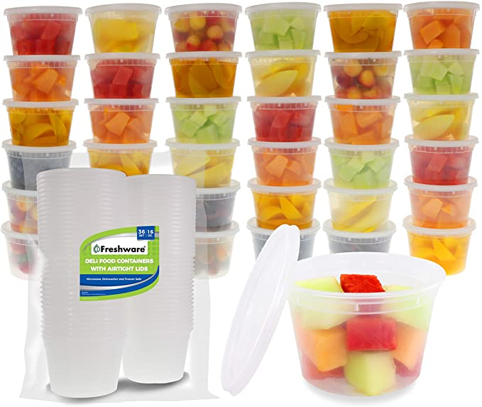 Freshware Food Storage Containers Lids