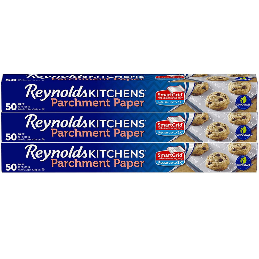 Reynolds Kitchens Parchment SmartGrid Non Stick