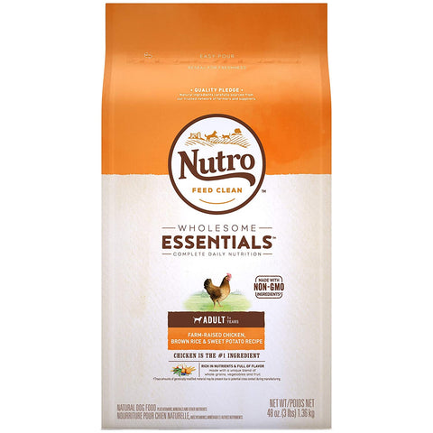 WHOLESOME ESSENTIALS Natural Farm Raised Chicken
