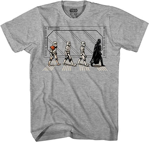 Star Wars Stormtrooper Crossing T Shirt