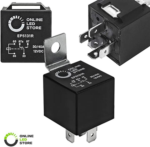 ONLINE LED STORE 5 Pin Electrical