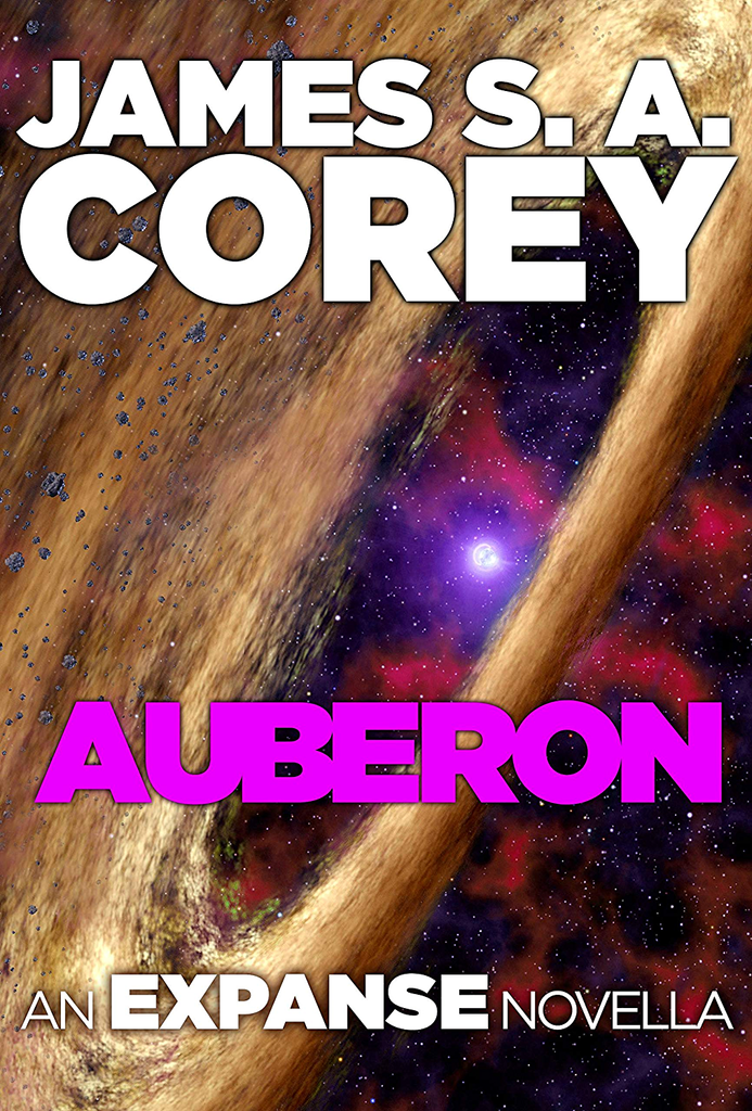 Auberon Expanse James S Corey ebook