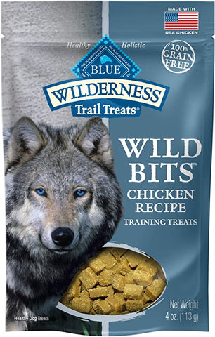 Buffalo Wilderness Training Treats Chicken