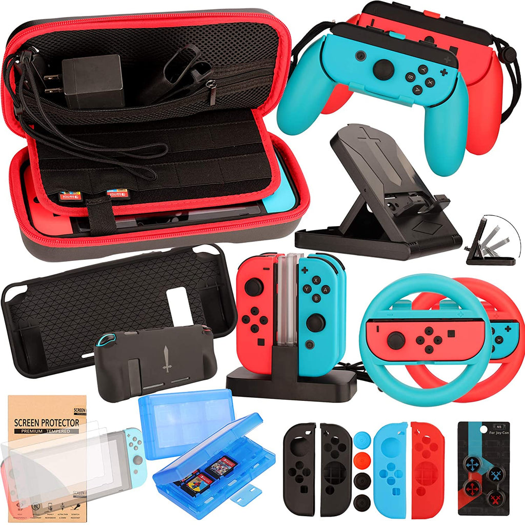 Accessories Nintendo Starter Carrying Protector Controller
