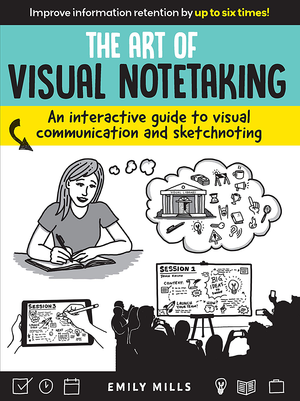 Art Visual Notetaking communication sketchnoting ebook
