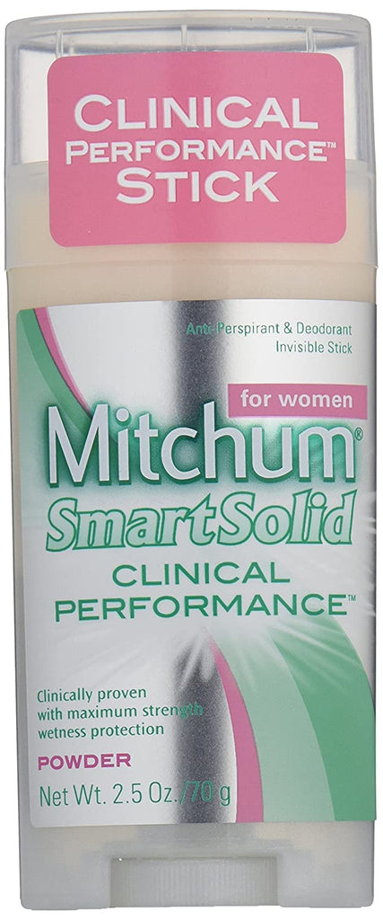 Mitchum Clinical Performance Powder 2 5 Ounce