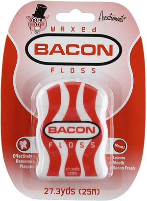 Archie McPhee Accoutrements Waxed Bacon