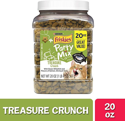 Purina Friskies Party Mix Treasure