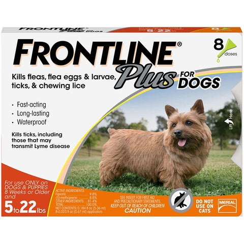 Frontline Plus Treatment Month Supply
