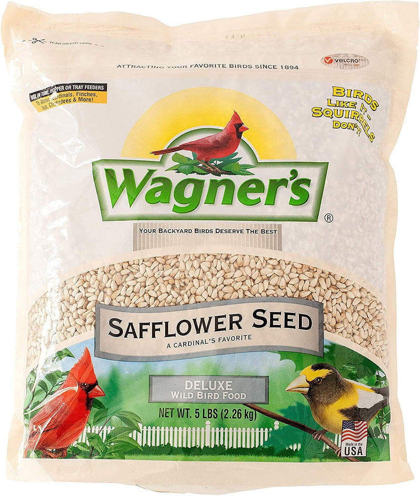 Wagners 57075 Safflower Seed Wild